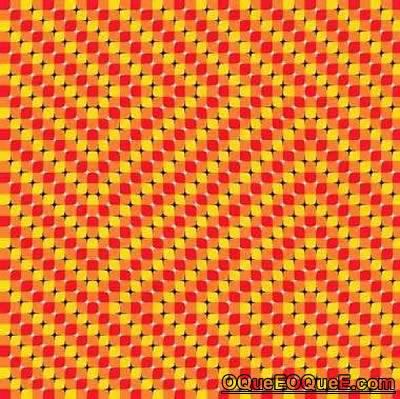 Imagem em Movimento - Quadrado Mágico